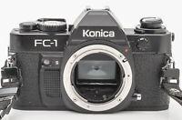 Konica FC-1 FC1 FC 1 SLR Kamera Spiegelreflexkamera Gehäuse