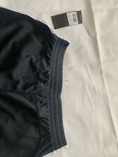 adidas Boys' Youth Heather Black 3 Stripe Track Athletic Pants Jc Black Xl 18-20