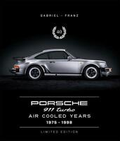 Porsche 911 Turbo Air Cooled 1975-1998 (G-Modell 964 993) Buch book Limited
