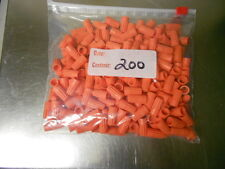 200 IDEAL Orange Twist-On #22-#14 AWG Wire Nut Connectors 73B