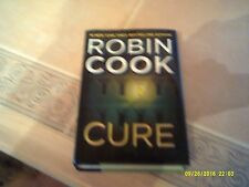 Cure by Robin Cook (2010, Hardcover)