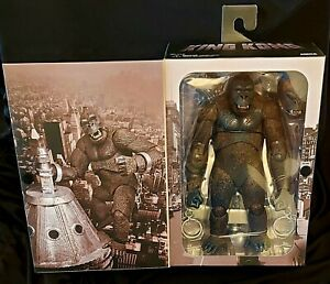 """Neca KING KONG Concrete Jungle version 7"""" scale action figure - new in stock"""