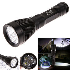 5000Lm CREE XM-L T6 LED Scuba Diving Flashlight Torch Lamp Light Waterproof 60m