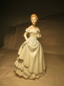 """LOVELY ROYAL DOULTON Porcelain """"Claire"""" HN3646 FIGURINE by NADA PEDLEY 1994-2000"""