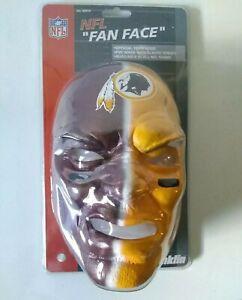 WASHINGTON REDSKINS NFL Franklin Fan Face Mask, One Size Fits All