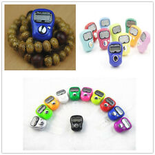 5 Digit LCD Electronic Digital Golf Finger Hand Held Ring Tally Counter 1 Pcs