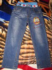 Tomas train boys denim jeans 4-5 years old
