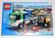 LEGO City Recycling Truck (4206)