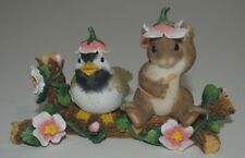 Charming Tails You're a Wonderful Bud Figurine by Fitz and Floyd