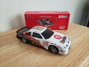 Davey Allison #28 1/24 Diecast Bank 1992 Havoline NASCAR