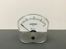 Weston Model 1721 Ampere Meter 0-4 AMPS (New).  LOT OF (5) FIVE.