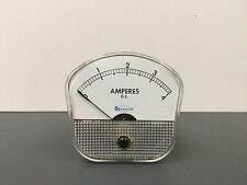 Weston Model 1721 Ampere Meter 0-4 AMPS (New)