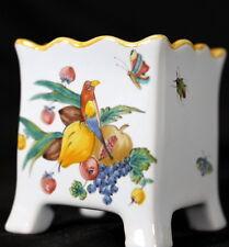 Petite jardinière signée au dos : Poterie de La Chapelle des Pots  4.5 cm de hau