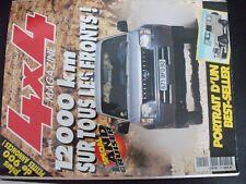 ** 4x4 magazine n°201 Toyota Land Cruiser 3.0 TD VX / Evasion : Somalie