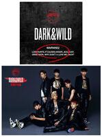 1st Album BANGTAN BOYS [Dark and Wild] Vol.1 BTS CD+Booklet+Photocard+Store Gift
