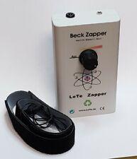 Blutzapper (Beck Zapper) inkl. kolloidales Silber Modul, Marke: Lete®