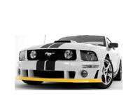 2005-2009 Ford Mustang GT Roush Unpainted Front Chin Lower Spoiler Kit 401269