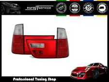 SET FEUX ARRIERE ENSEMBLE LED VT429 BMW X5 E53 1999-2003 ROUGE BLANC