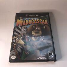 Madagascar Nintendo Gamecube Game Complete