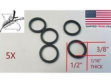 """O-118 Pack of 50 118 O Ring Seal Buna N; 7//8/"""" ID X 1 1//16/"""" OD X 3//32/"""" CS"""