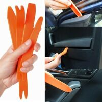 4pcs Car Door Plastic Trim Panel Dash Stereo Radio Audio Removal Pry Tools Kits