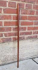 Vintage Wood Cane - Farm Implements Advertising - Osborne Grain & Grass (#4)