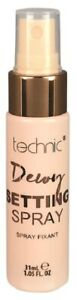 Technic Dewy Setting Spray for Make Up Foundation