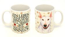 Miniature Bull Terrier Tasse Avec Motif 0,3 l Tasse Gobelet chien dog 45