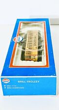 Model power Ho scale brill trolley no.6862 Downtown New