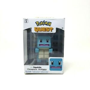 """Pokemon Limited Edition 4"""" Quest Vinyl Figure Squirtle Series 2 Official license"""