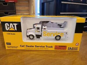 Norscot 55118  1/50 Peterbilt 330 White CAT Dealer Service Truck New