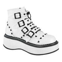 Demonia Women's   Emily 315 Ankle Boot