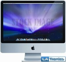 "Apple iMac 24"" A1225 (Early 2009) Core 2 Duo 2.66GHz 4GB RAM 640GB HDD MB418LL/A"