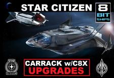 Star Citizen - Carrack w/C8X Upgrade CCU
