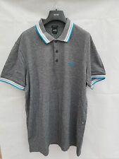 New HUGO BOSS Men's Paddy Short Sleeve Polo Shirt Regular Fit SIZE S