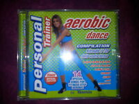 COMPILATION - PERSONAL TRAINER AEROBIC DANCE COMPILATION (14 TRACKS) CD.