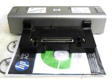 HP PORT REPLICATOR DOCKING STATION, KQ751AA, NEW NO BOX