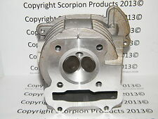 Scooter High Performance Racing Head 100cc Big Bore Big Valve Head 23mm GY6 50cc