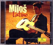 Milos KARADAGLIC: LATINO Piazzolla Libertango Oblivion Villa-Lobos Gardel CD NEU