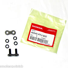 New Factory Chain Master Link CRF250L CBR250R CBR300R CB300F DID 520VF E0117 E01