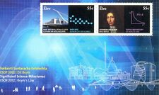 Ireland-Science Milestones-mnh sheet new issue 2012
