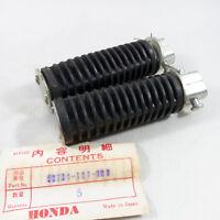 HONDA CL90 C92 CA92 95 CB100 CL100 CB125S SS50 S65 Pillion Foot Rest NOS JAPAN