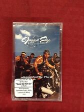 Jagged Little Thrill by Jagged Edge Cassette (Brand New, Factory Sealed)