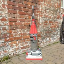 Dyson DC07 Red Full Gear Upright Hoover DC07i Vacuum Cleaner- Serviced & Cleaned