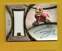 D12466 2013 Topps Five Star Rookie Autographed Patch Gold Jordan Reed #24/55 $25