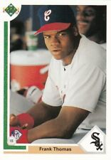 CHICAGO WHITE SOX FRANK THOMAS 1991 UPPER DECK ROOKIE CARD