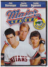 "MAJOR LEAGUE (DVD, 2007, ""Wild Thing"" Edition) NEW"