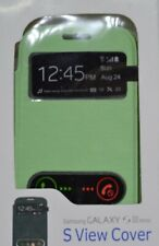 Samsung Galaxy S III mini S View phone cover Green