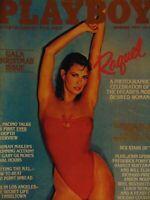 Playboy December 1979 | Raquel     #DC8949