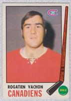 1969 70 O Pee Chee Rogatien Vachon #165